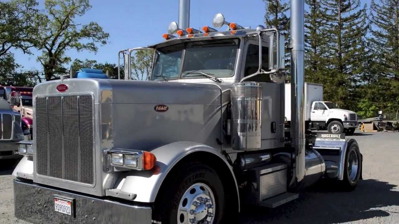 Used Peterbilt 379exhd Charter Company Truck Sales Youtube