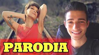COMUNQUE ANDARE - ALESSANDRA AMOROSO | PARODIA