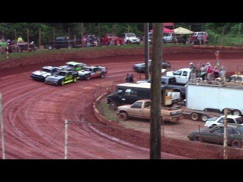 Winder Barrow Speedway Street Stock Feature Race 6/16/18