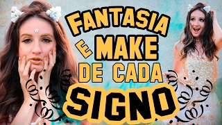 Make e Fantasia de cada SIGNO