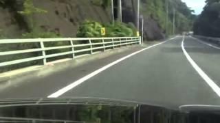 那珂川町〜吉野ヶ里までのドライブ。③は、東脊振トンネル出口〜佐賀県吉野ヶ里町、長崎自動車道 東脊振IC入口までです。天気もよく、ドライブ日和でした。
