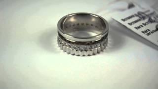 Кольца Бушерон белое золото с бриллиантами