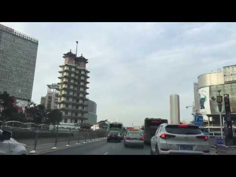 【4K】Driving in Zhengzhou downtown in the Lunar New Year's Eve.Road Trip!Driving Trip!Self-Driving!