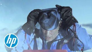 #BendTheRules in Antarctica with Justin Packshaw