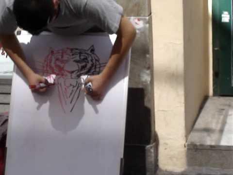 Madrid Street Artist