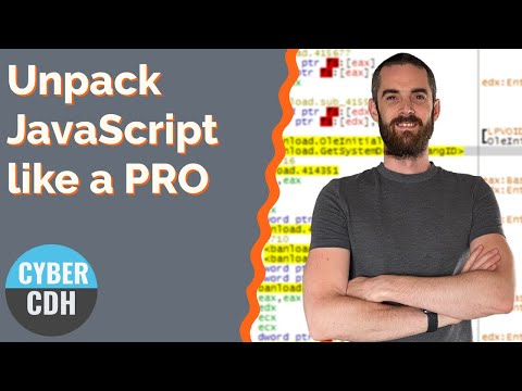 Reverse Engineer packed JavaScript like a Pro - Using the 'Matching Bracket Method'