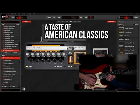 American Classics - Overloud TH-U Rig Library