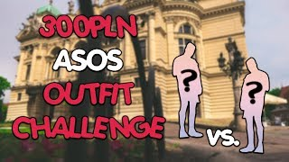 300PLN *ASOS* OUTFIT CHALLENGE ft. Pabloemmm + KONKURS SUPREME