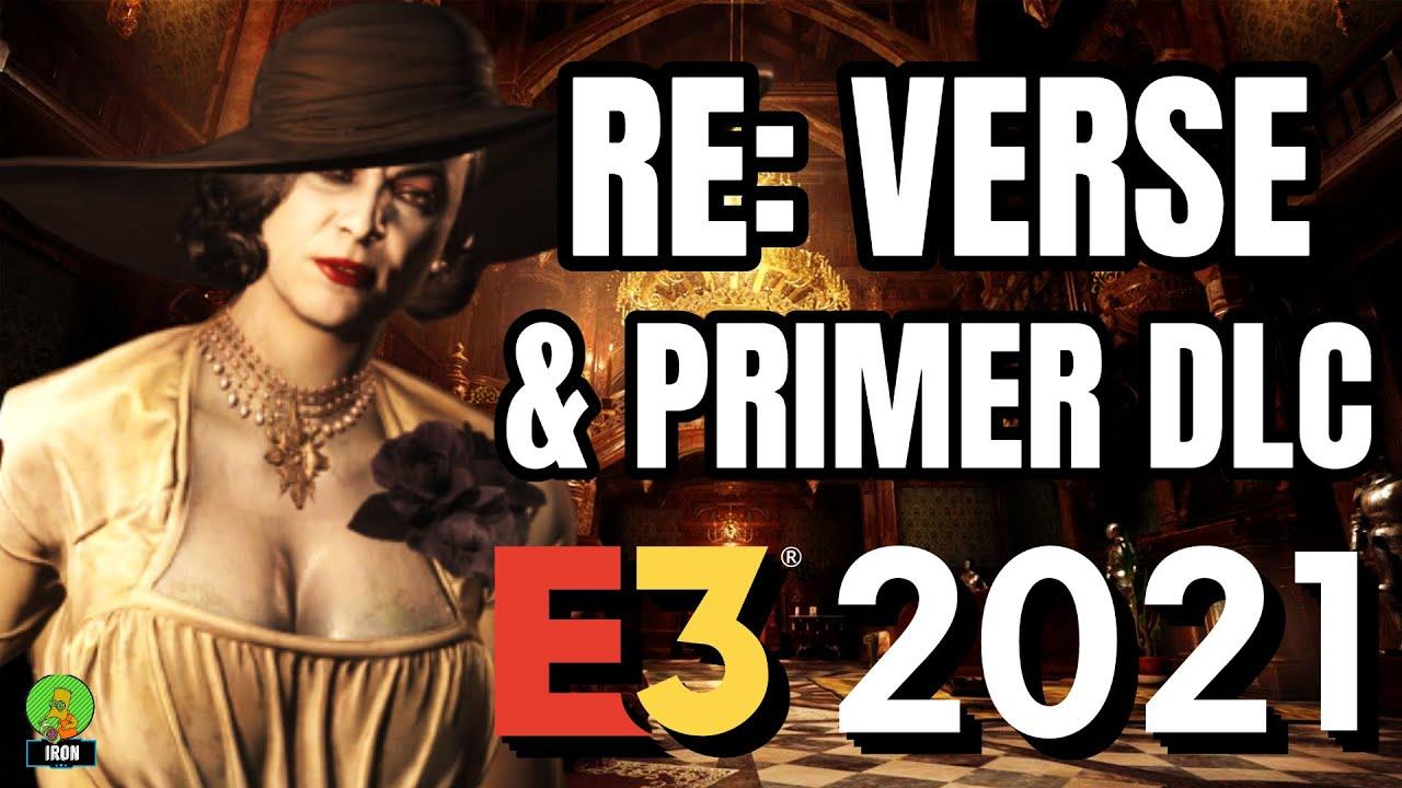 RESIDENT EVIL VILLAGE DLC & RESIDENT EVIL VERSE E3 2021