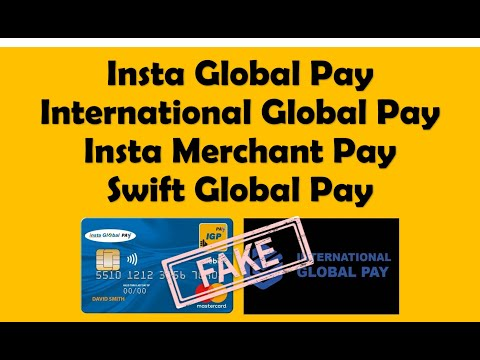 How Global Pay Websites are Scamming People | Insta Global Pay | International Global Pay | IGP