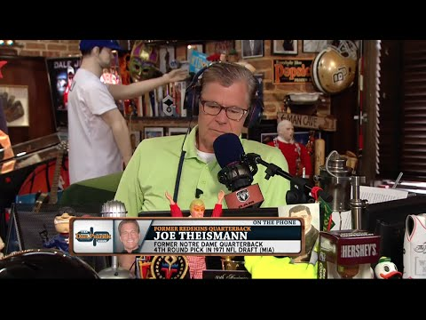 Joe Theismann on