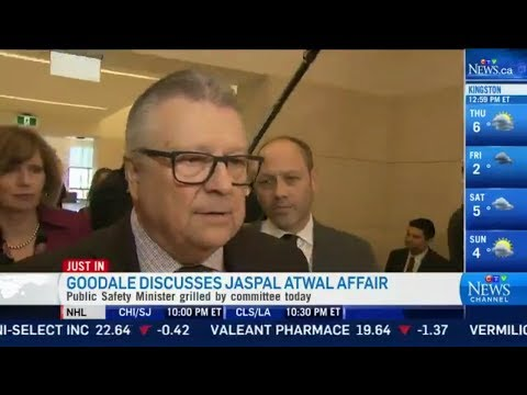 Conspiracy Theory Falls Apart: Goodale SHREDDED By Reporters!!!