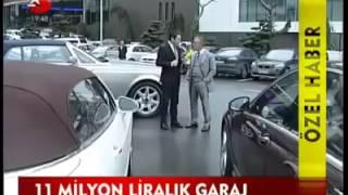Ali Ağaoğlu'nun Araba Garajı