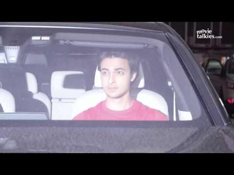 Salman Khan's Sister Arpita Khan Driving Expensive SUV Car