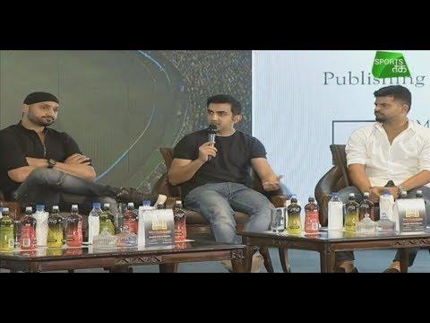 BCCI Hasn't Marketed Test Cricket Very Well: Gautam Gambhir, Harbhajan, Raina    Sports Tak