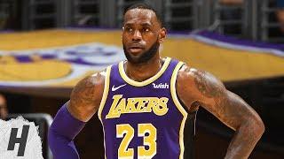 Denver Nuggets vs Los Angeles Lakers - Full Game Highlights   March 6, 2019   2018-19 NBA Season