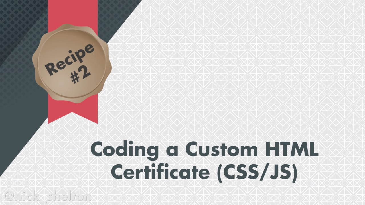 3 recipes for printing snazzy course certificates in articulate 3 recipes for printing snazzy course certificates in articulate storyline yadclub Gallery