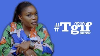 Skinny Girl In Transit's Bisola Aiyeola on The NdaniTGIFShow