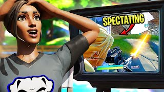 SPECTATING OWL'S 1v11 CLUTCH TRIO ARENA WIN! (w/ OWL & Antthepiffman)   Bugha