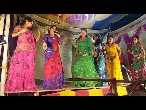 Nach Program Latest Stage Show Dipawali & Chhat Puja Special 2017