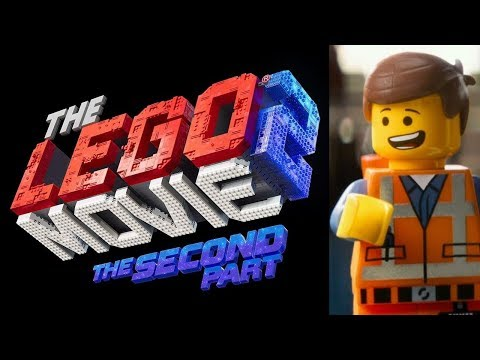 THE LEGO MOVIE 2 *NEW OFFICIAL REVEAL* - Emmet is back!
