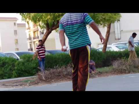 Ali in action dubai