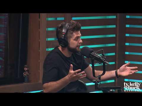 "Thomas Rhett Dishes On Inspiration Behind New Album ""Life Changes"""