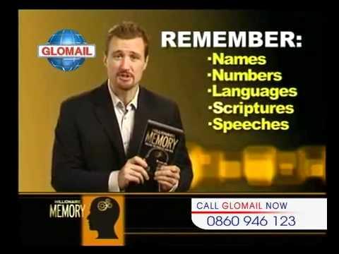 Dave Farrow Millionaire Memory Ebook