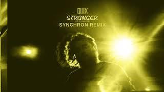 QUIX - Stronger (feat. Elanese) [Synchron Remix] Dim Mak Records