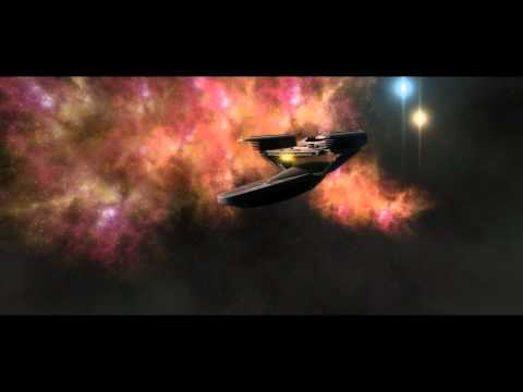 Star Trek Grissom Audio Show - CGI Trailer
