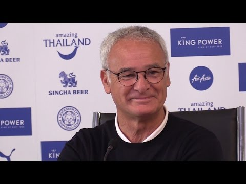 Claudio Ranieri Full Pre-Match Press Conference - Leicester v Arsenal