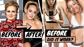 I Followed Adele's Weight Loss Diet For 1 Week... And This Is What Happened! *sirtfood Diet*