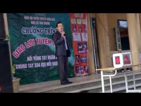 Trường THCS Ngọc Vân, tân yên ủng  chất độc da cam