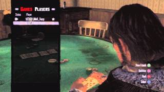 Red Dead Redemption - Poker Gameplay - LiMeX Fozzy VS. LiMeX BladeX (HD)