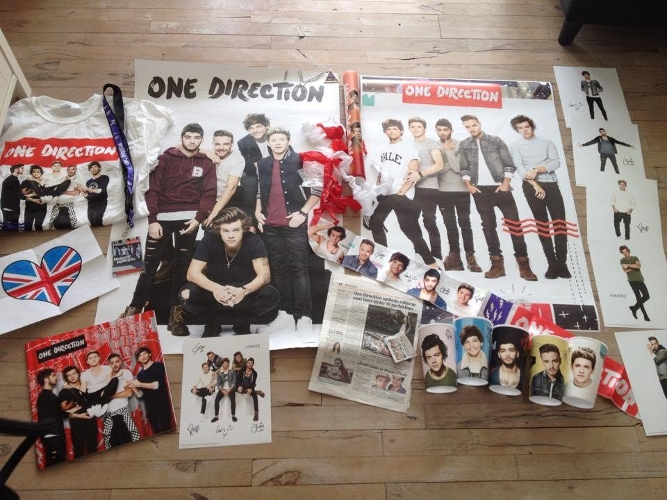 One Direction Where We Are Tour Merch ♥