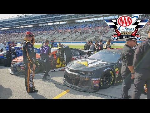 2019 AAA Texas 500 NASCAR Cup Series Playoffs With HotPass Access!