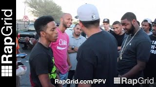 Calicoe vs Jonny Storm vs Mistah F.A.B. vs Billy Boondocks (4 Man Battle) | #DuelInTheDesert
