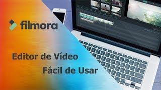 Wondershare Filmora: El Mejor Editor de Videos para YouTube thumbnail