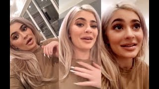 Kylie Jenner Answering Questions On Snapchat (FULL VIDEO) + Kylie Advice
