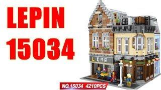 Lepin 15034 Dream Entrepreneurship studio