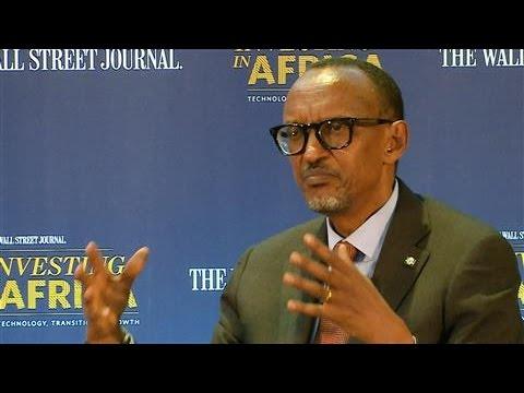 Rwanda's Kagame: 'All Africans Want Integration'