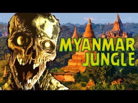MYANMAR JUNGLE ZOMBIES ★ Call of Duty Zombies (Celerium Zombies)