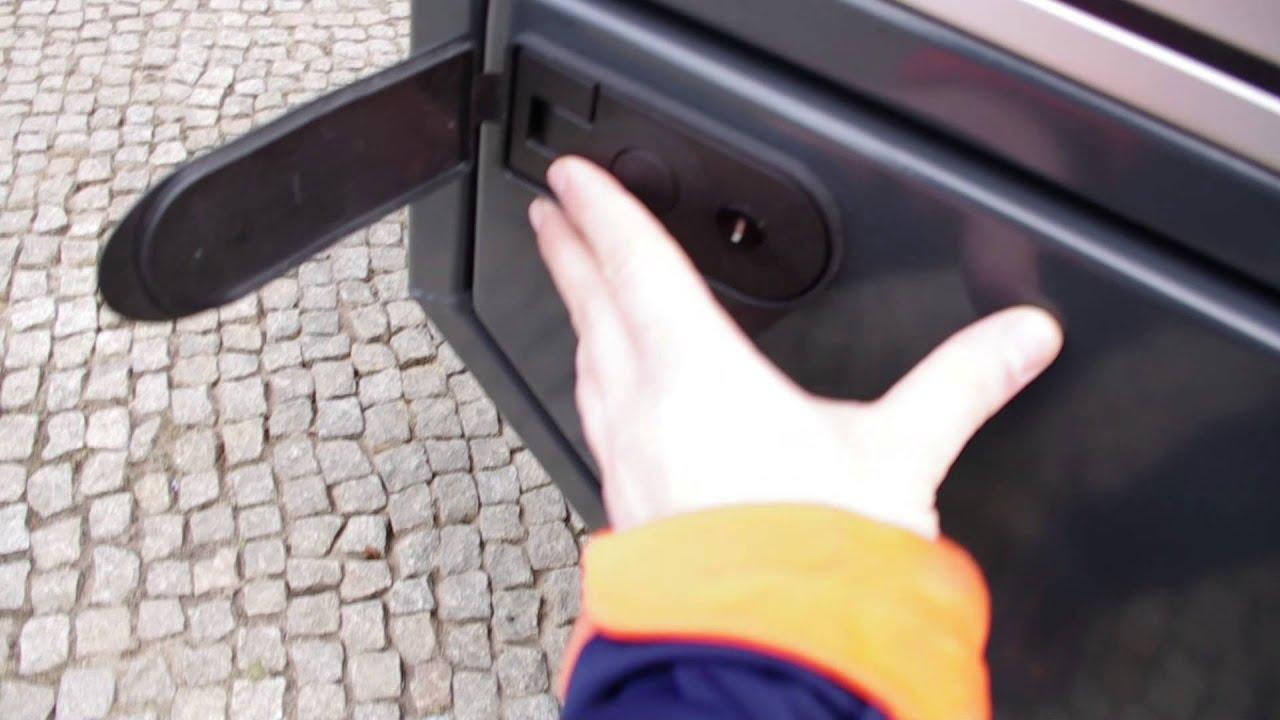 Wohnwagen Mit Außenküche : Pabst air tec. staubox mit außenküche youtube
