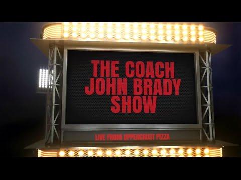The Coach John Brady Show 1/13/15