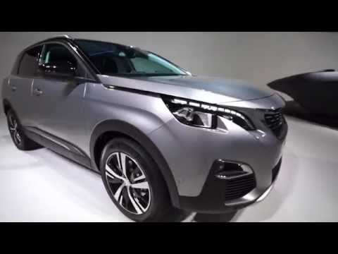 nouveau peugeot 3008 suv 2016 youtube. Black Bedroom Furniture Sets. Home Design Ideas