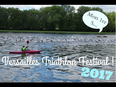 Triathlon de Versailles 2017