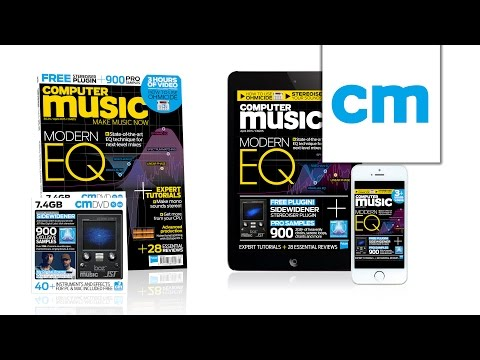 Computer Music magazine 215 - MODERN EQ - OUT NOW