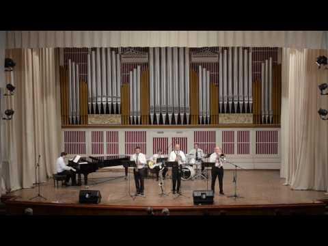 Jazz River - Септет-джаз Александра Куслина. 19.06.2016 Донецкая филармония