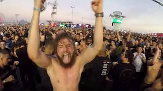 RODA - Sepultura - Refuse/Resist com intro de Carry On do Angra - Rock in Rio 2019