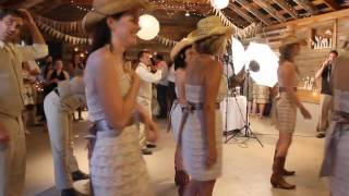 Surprise Wedding Party Dance